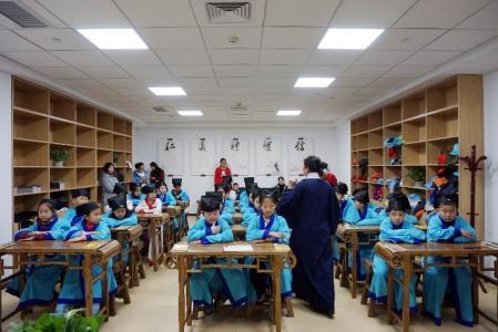 a19版:小记者的国学课堂