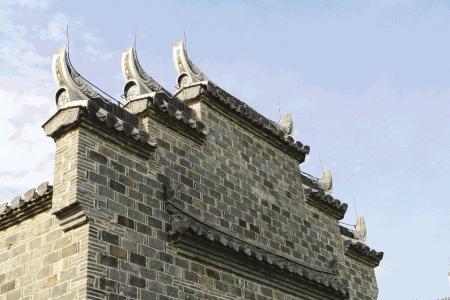 清朝木头建筑结构