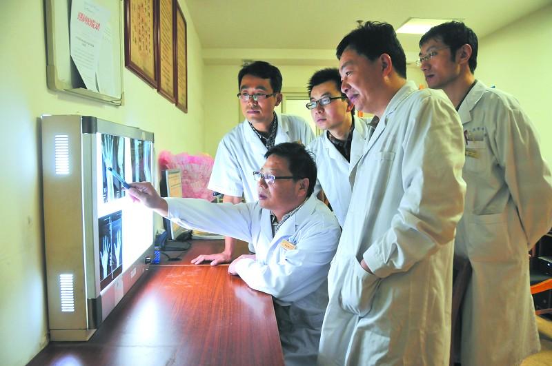 青岛保障基地神经科图片