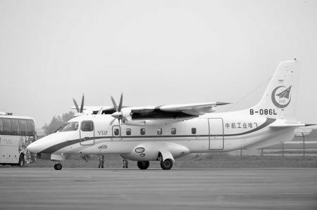 中国民用飞机首次打入美国市场